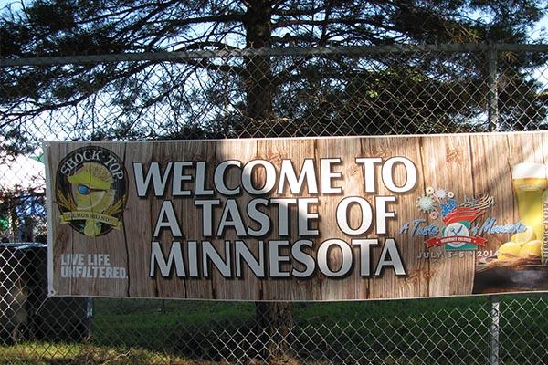 Taste of Minnesota