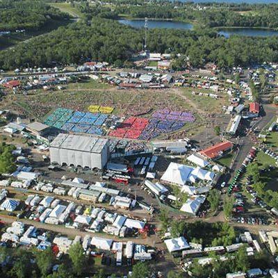 We Fest Aerial