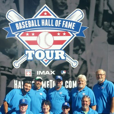 Baseball Hall of Fame Traveling Tour
